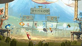 Rayman Legends screen shot 1