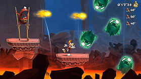 Rayman Legends screen shot 7