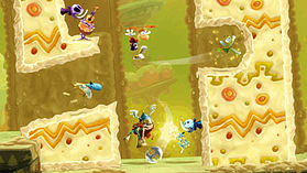 Rayman Legends screen shot 8