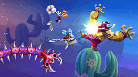 Rayman Legends screen shot 10
