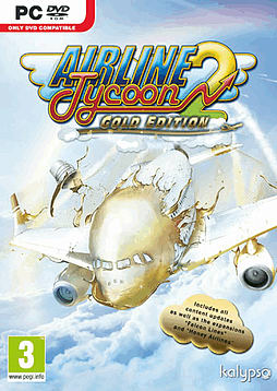 Airline Tycoon 2 Gold Edition PC Games Cover Art