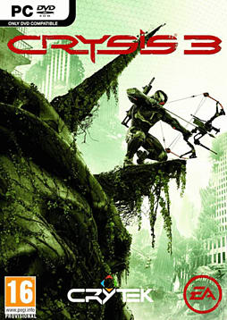 Crysis 3 PC Games Cover Art