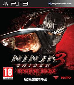 Ninja Gaiden 3 Razor's Edge PlayStation 3
