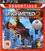 PS3 UNCHARTED 2 ESS PlayStation 3