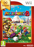 Mario Party 8 - Nintendo Selects Wii