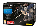 Limited Edition Fire Emblem Nintendo 3DS XL Blue with Fire Emblem: Awakening 3DS