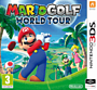 Mario Golf World Tour 3DS