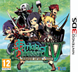 Etrian Odyssey 4 3DS
