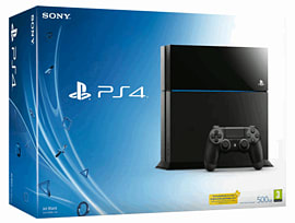 PlayStation 4 Console Console