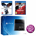PlayStation 4 GAME Exclusive Bundle - Deposit PlayStation 4