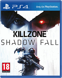 Killzone Shadow Fall PlayStation 4 Cover Art