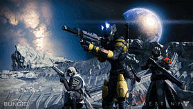 Destiny + Vanguard screen shot 1