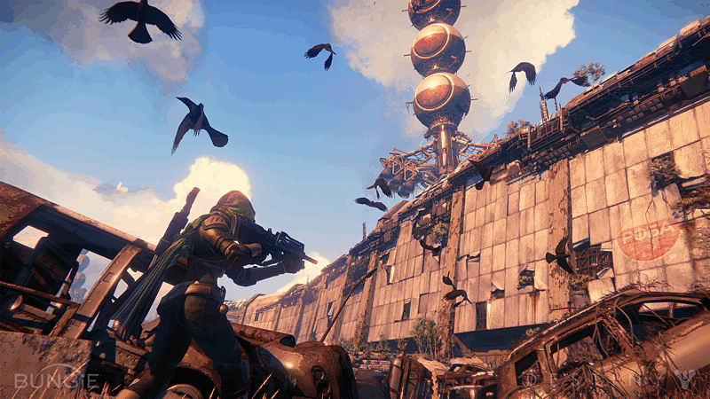 Destiny multiplayer hands-on at GAME.