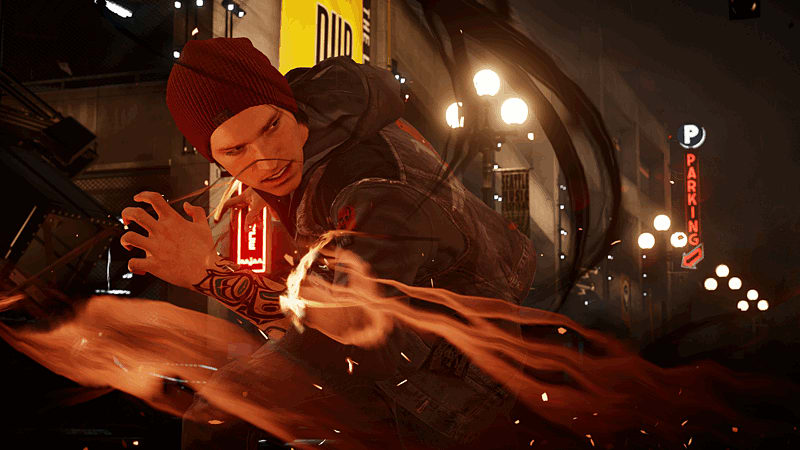 inFamous: Second Son review for PlayStation 4 at GAME