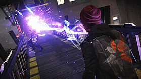 inFAMOUS: Second Son screen shot 8