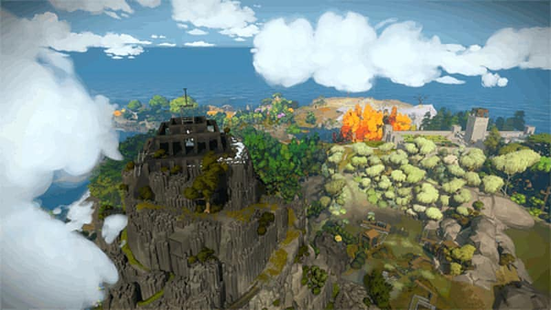 The Witness for PlayStation 4 at GAME