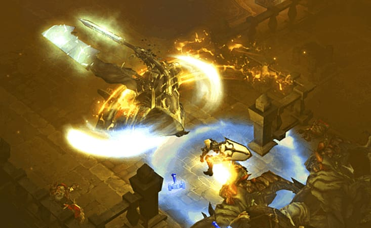 GAME news: Diablo III: Ultimate Evil Edition announced for PlayStation 4, Xbox One, P{layStation 3 and Xbox 360.