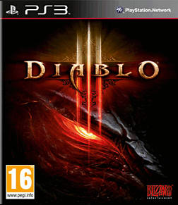 Diablo III PlayStation 3 Cover Art