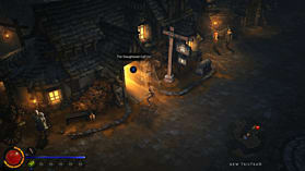 Diablo III screen shot 1