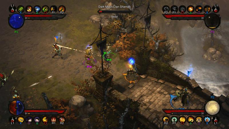 Diablo III on PlayStation 3 and Xbox 360