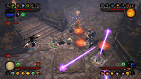 Diablo III screen shot 7