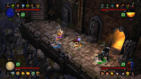 Diablo III screen shot 16