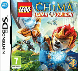 LEGO Legends of Chima: Laval's Journey DSi and DS Lite