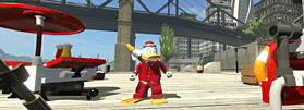 LEGO Marvel Super Heroes screen shot 12