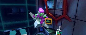 LEGO Marvel Super Heroes screen shot 4