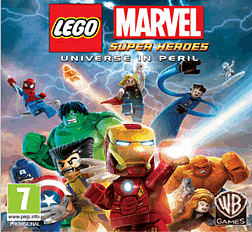 LEGO Marvel Super Heroes DSi and DS Lite