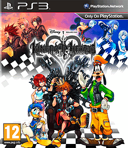 Kingdom Hearts HD 1.5 ReMIX PlayStation 3 Cover Art