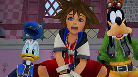 Kingdom Hearts HD 1.5 ReMIX screen shot 1