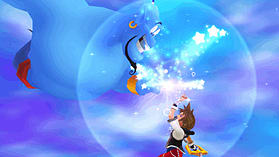 Kingdom Hearts HD 1.5 ReMIX screen shot 2