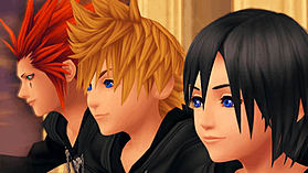 Kingdom Hearts HD 1.5 ReMIX screen shot 5