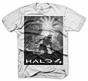 Halo 4: Savior Black T-Shirt - Medium Clothing and Merchandise