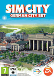 SimCity DLC German City Set PC Games