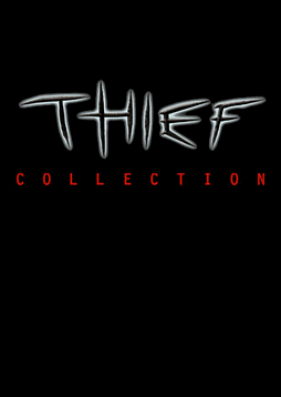 Thief Collection PC Games Cover Art