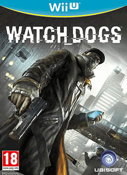 Watch Dogs Wii U Cover Art