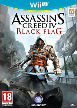 Assassin's Creed IV: Black Flag Wii U Cover Art
