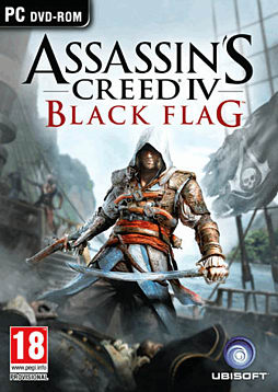 Assassin's Creed IV: Black Flag PC Games Cover Art