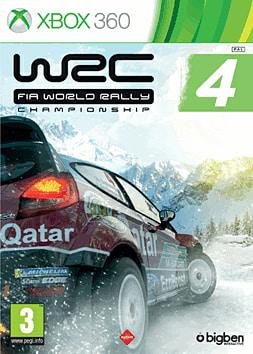 WRC 4 Xbox 360
