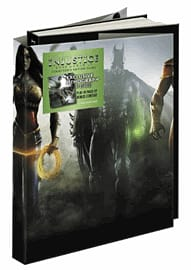 Injustice: Gods Among Us Collector's Edition Strategy Guide Strategy Guides and Books