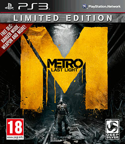 Metro: Last Light - Limited Edition PlayStation 3
