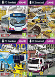 Excalibur Publishing Simulations Collection Vol. 1 PC Games