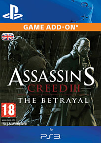 Assassin's Creed III: The Betrayal PlayStation Network