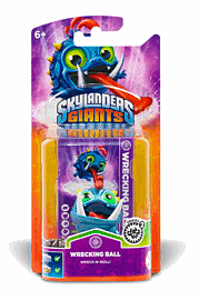Wrecking Ball - Skylanders Giants Character Toys and Gadgets