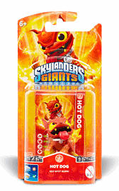 Hot Dog - Skylanders Giants Character Toys and Gadgets