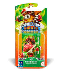Shroom Broom - Skylanders Giants Character Toys and Gadgets
