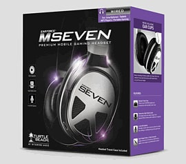 Turtle Beach Seven Series - M Seven Mobile Gaming Headset Accessories