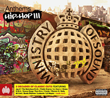 Ministry of Sound: Anthems Hip-Hop III Music
